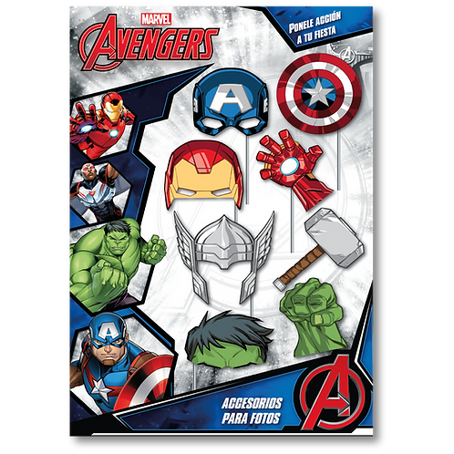 Photo Props Avengers
