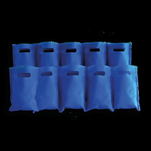 Bolsita Coti Lisa Azul x10