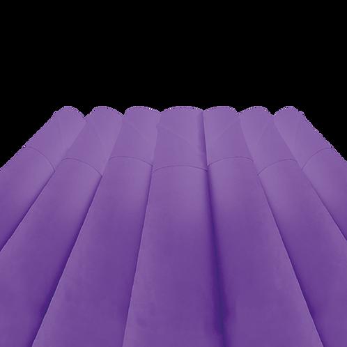 Rollo de Tela Lisa Violeta - 45 gr. 1,50 mts. X 100 metros
