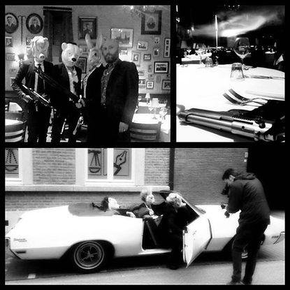 Videoclip styling Dimitri Vegas