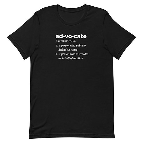 Unisex ADVOCATE T-Shirt