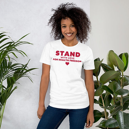 Stand With Love Unisex Tee