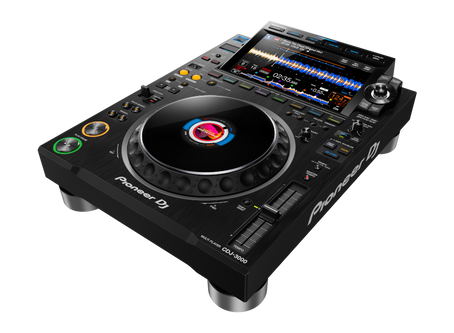 Meet The New Pioneer DJ CDJ-3000 Media Player!
