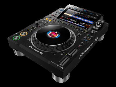 Meet The New Pioneer DJ CDJ-3000 Media Player!