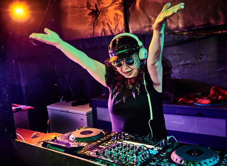 Meet the oldest professional female DJ