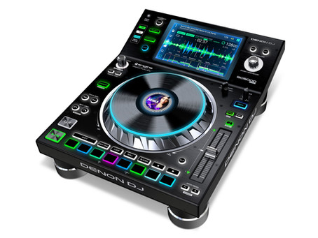 There's a new Player in Town! DENON DJ SC5000