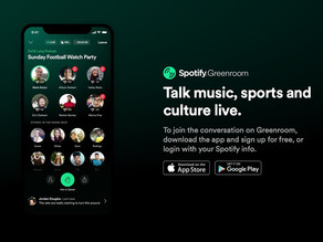 Greenroom by Spotify is yet another Clubhouse competitor