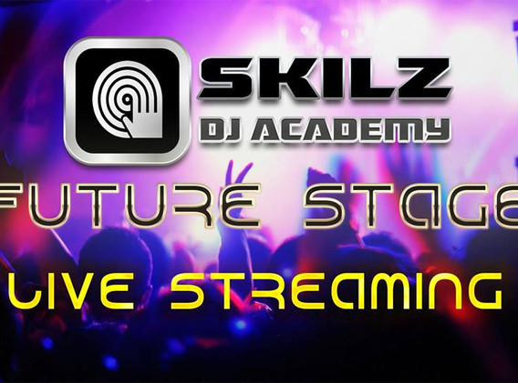 Future Stage Live Streaming