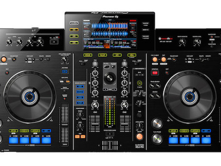 Pioneer DJ launch their all-in-one XDJ-RX