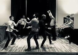 Theatre improvisation - Team Buidling
