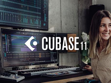 Meet The New Cubase 11
