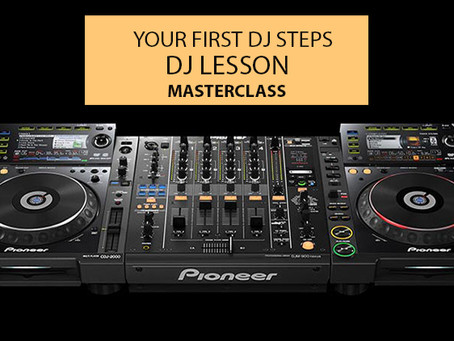 Online DJ Courses - Now available !