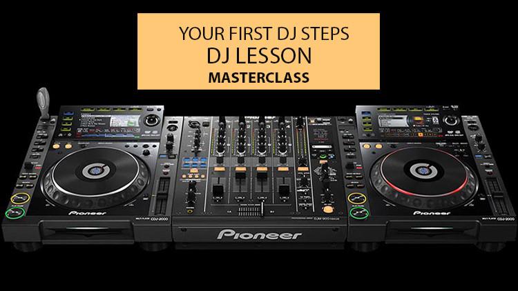 DJ lessons