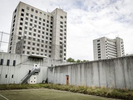 Amsterdam Dance Event to convert a defunct prison into a venue.