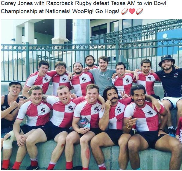 USA Rugby College 7's Bowl Championship 2017