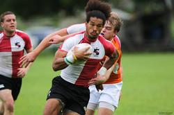 Corey Jones Rugby 2017
