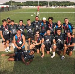 Corey Jones Rugby -Dubai 7's 2017