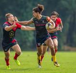 Corey Jones Rugby prepares for 2018 Las Vegas 7's