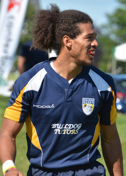 #CJidothis  Bulldog Rugby