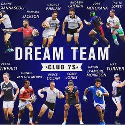 2019 Dream Team Club 7's