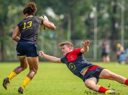 Corey Jones Rugby 2018