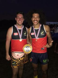 CoreyJonesRugby - Bangkok 10's Plate Winners