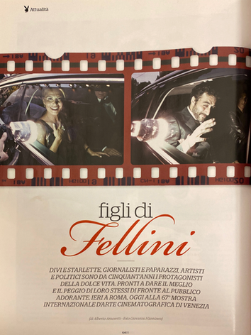 Figli di Fellini - Playboy