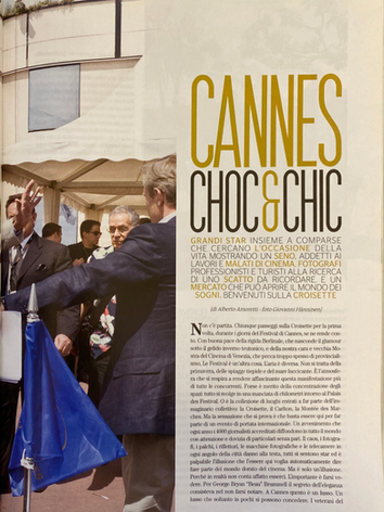Cannes, choc and chic - Playboy