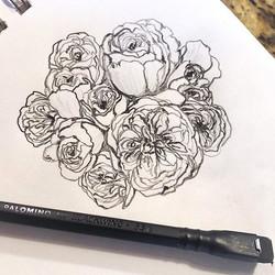 3 pencils
