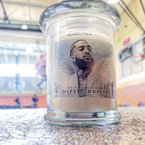 The Legacy Continues Candle
