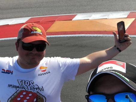 Surprise MotoGP