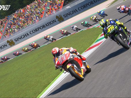 The Virtual MotoGP Season