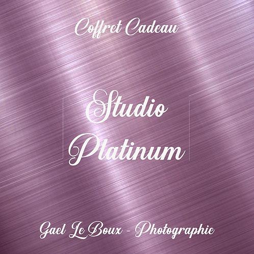 Coffret cadeau - Studio Platinum