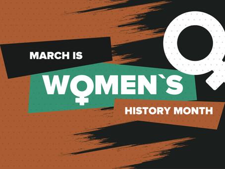 DCAEYC Celebrates Women's History Month