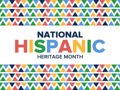 DCAEYC Celebrates National Hispanic Heritage Month