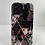 Thumbnail: Black and Gold Floral iPhone Case | Samsung Case