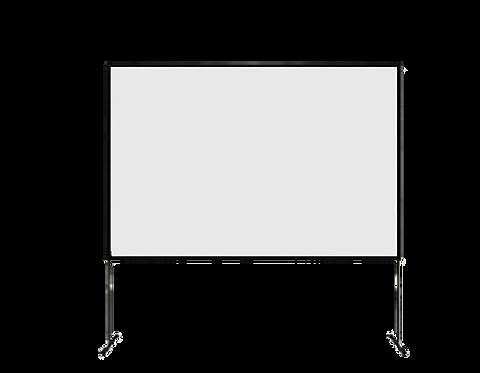 Ecran - 3x2m - Sur cadre