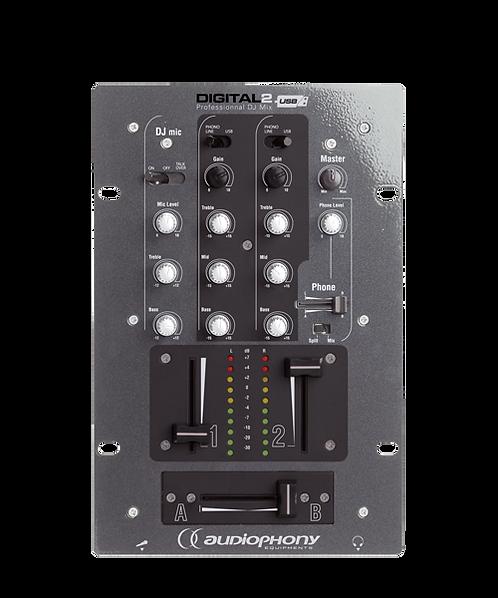 Audiophony - Digital 2