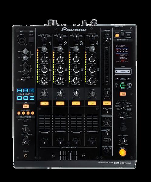 Pioneer DJM900 NEXUS - 4 voies