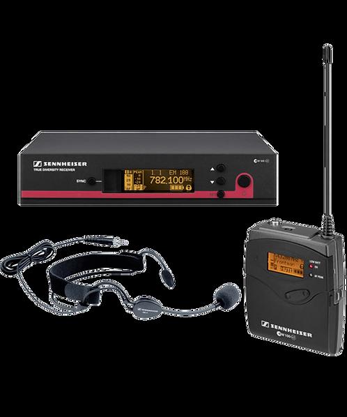 Sennheiser - Récepteur EM300 - Émetteur casque
