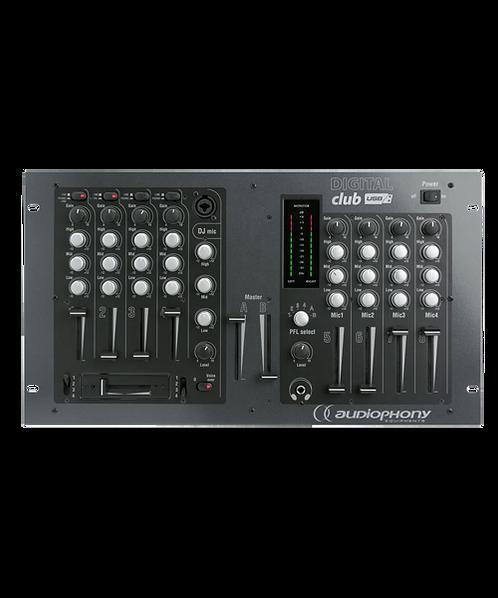 Audiophony - Digital Club - 8 voies