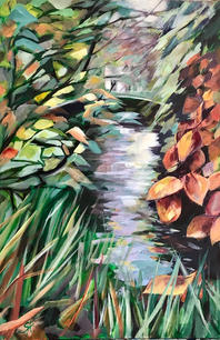 Splashes of Colour in Autumn