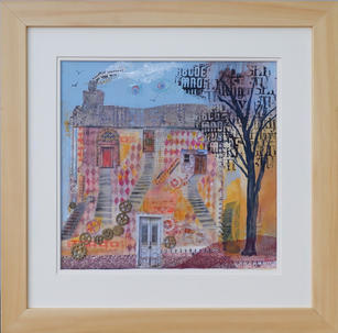 Jesters Mill (framed view)