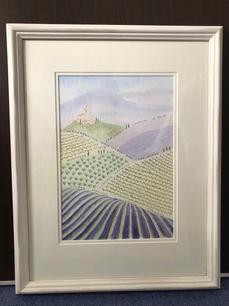 Provence (framed view)