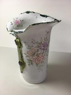 'Torn' Vase (side view)