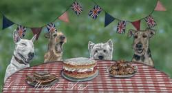 Terrier Tea Party