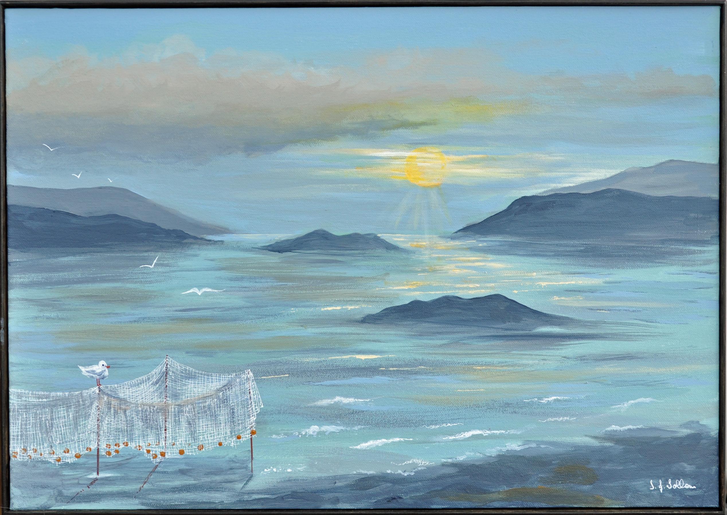 Midnight Sun, Sarah Sollom