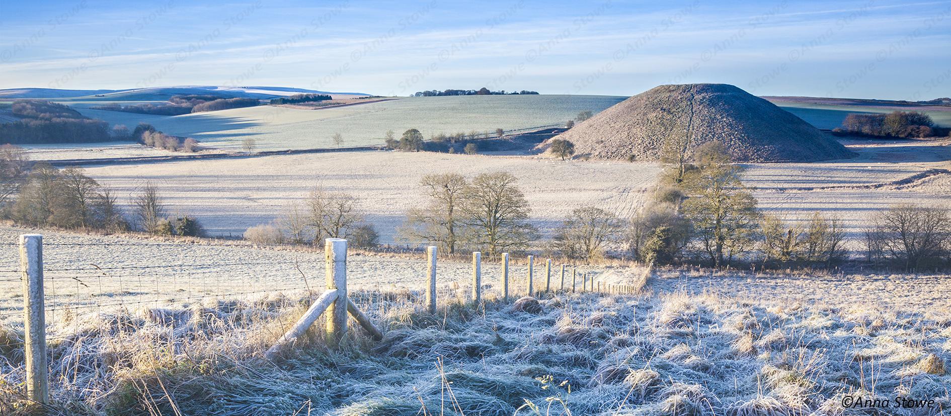 Wiltshire_Silbury Hill_December_Anna Sto