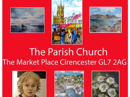 Cirencester Art Group Exhibition