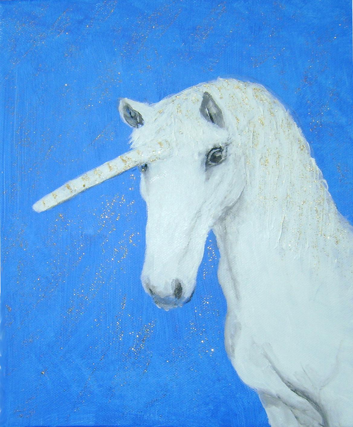 Gina Chapman unicorn